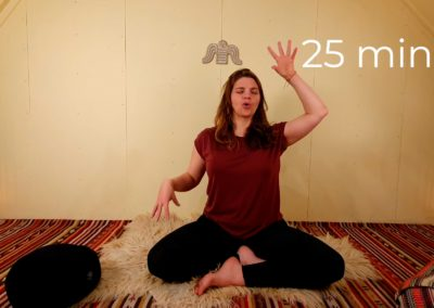 Meditation for the stressed & anxious