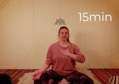 Introduction to Ujjayi breath
